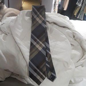 X-LONG silk tie